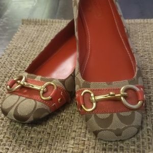 Coach Loafers!